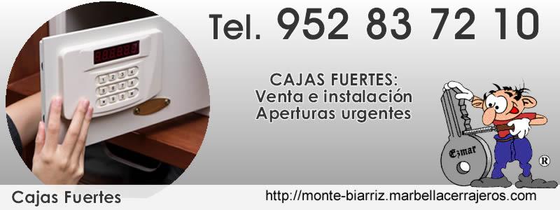 caja fuerte monte biarriz marbella ezmar
